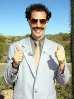 Borat er blevet far Borat, Sacha Baron Cohen,Isla Fisher