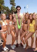 Borat har magten Borat, GQ, Gordon Brown, magt
