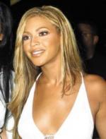 Beyoncé skaldet Beyoncé