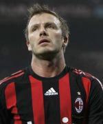 Beckham færdig i Milan ! beckham,