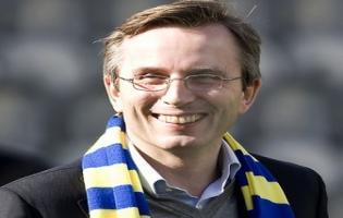 Breaking News: Brøndbys direktør fyret  brøndby, herman haraldson,