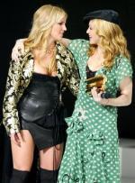 Britney åbnede Madonnas koncert Britney, spears, madonna, Los Angeles