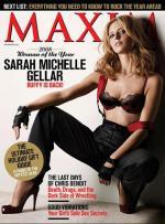 Buffy smider tøjet Buffy, Sarah Michelle Gellar