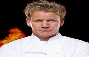 Gordon Ramsay tæt på konkurs gordon ramsay