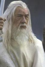 Gandalf vender tilbage Gandalf, 'Ringenes herre', Ian McKellen