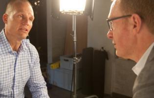 DR efter Bagger interview: den er helt gal ! dr, reimer bo, stein bagger,