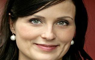 DRs Line Gertsen fik ildebefindende midt i TV-avisen Line gertsen,