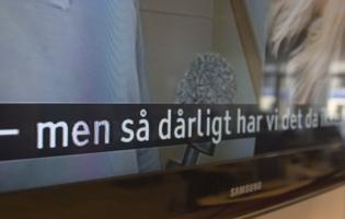 DVB undertekster på DRs kanaler DVB, HD, mux2, dr,