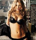 Dagens heltinde i sky-sovs. Fergie, Black Eyed Peas