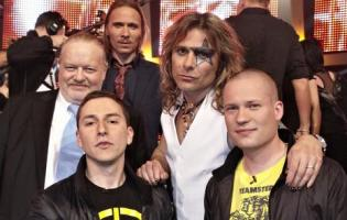 Det synger de i All Stars i aften  All stars, Mike tramp,