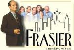 Dr. Fraiser ud af skabet Fraiser, tv, homoseksuel