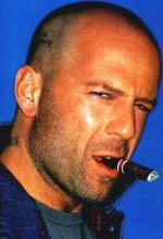 Drew & Bruce? Drew Barrymore, Bruce Willis