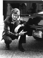 Knight Rider bilen til salg Knight Rider, David Hasselhoff