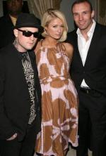 Kessler festede med Paris Mikkel Kessler, Paris Hilton