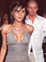 Klædeskab til 3 mio. Victoria Beckham, David Beckham, Posh Spice