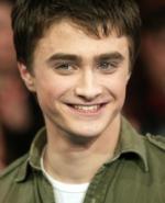 Harry Potter kysser. Harry Potter, Daniel Radcliffe