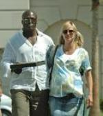 Heidi Klum gravid med SEAL Heidi Klum, Seal,