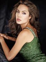 Jolie med guldbryster Angelina Jolie, Beowulf