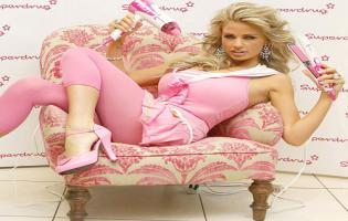 Jordan: Jeg var på lykkepiller  Jordan, Katie Price