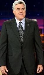 Jay Leno siger farvel Jay Leno