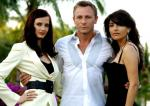 James Bonds Golden Gun James Bond, 007, Daniel Craig, Judi Dench, Caterina Murino, Ian Fleming