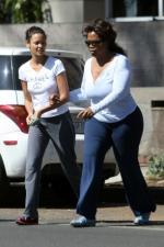 Oprah vejer nu 136 kilo ! Oprah Winfrey,