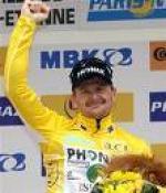 Landis' B-prøve var også positiv Landis, tour de france