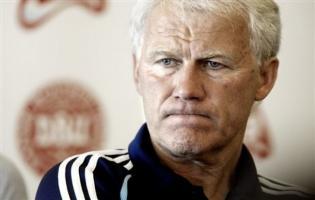 Morten Olsen tager 2 år mere som landstræner morten olsen, fodbold,