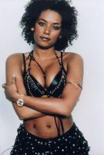 Mel B var Eddie utro Mel B, Eddie Murphy, Spice Girls, gravid