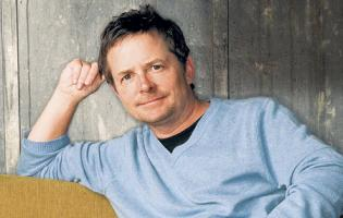 Michael J. Fox klar til comeback !!  Michael j. fox,