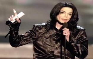 Michael Jackson svigter ikke  Michael Jackson