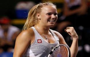 Nu er Caroline Wozniacki nr. 2 i Verden !! Caroline Wozniacki, tennis,
