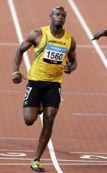 Ny verdensrekord på 100 meter  Asafa powell, 100 meter,