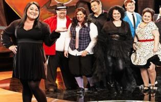 Nyt danseshow for fede mennesker på TV2 ! de fede trin,Kia Liv Fischer,