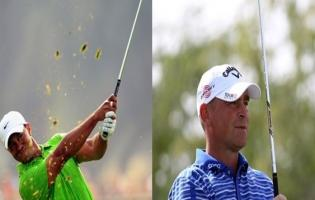 SE BJØRNEN MOD TIGEREN I DAG på Viasat Golf ! golf,