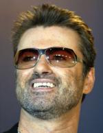 Sovende George Michael i lyskryds George Michael, cannabis, marijuana