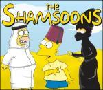 Simpsons bliver til 'Al Shamshoon' Simpson