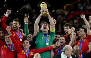Spanien vandt VM i ufin finale ! vm,