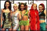 Spice Girls genforenet Spic Girls, Mel B, Victoria Beckham, Emma Bunton