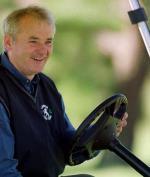 Spritkørsel i golfvogn Bill Murray, golfvogn, Stokholm