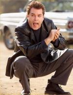 Spritstiv gangster-stjerne Ray liotta, spritkørsel