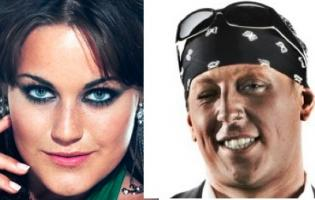 Stor reality-fight, Sidney Lee vs Paradise Amalie ! Sidney Lee, Paradise Amalie