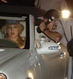 Politiet efter Britney Britney Spears, Las Vegas