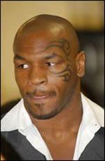Politiet tager Tyson med kokain Mike Tyson, kokain, spritkørsel