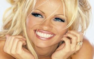 Pamela Anderson i Vild med Dans ! vild med dans, pamela andersson,