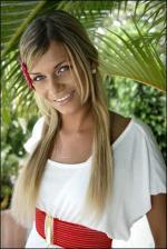 Paradise-Rikke: nye bryster Rikke Gøransson, silikone