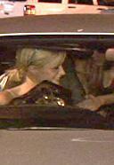 Paris Hilton kørte galt Paris hilton