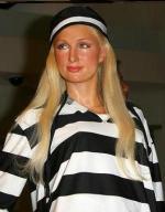 Paris er ude! Paris Hilton, fængsel