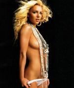 Party-Britney uden tøj Britney Spears, Federline, Manhattan, druk