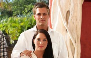 Peter og Cecilie vindere af Paradise Hotel 2010 ! paradise hotel,